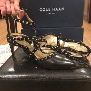 Sam Edelman heels with stud straps